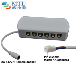 LED junction box MTL-Box-12A